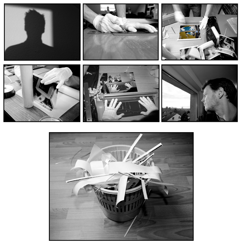 Mappenerstellung (ein Bild ist ein Bild ist ein Bild)