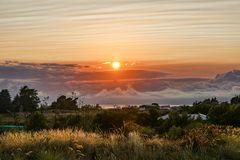 Mapua Hills Sunrise