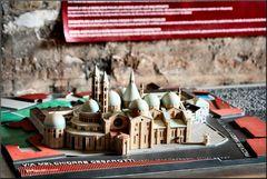 Maquette della Basilica di Padova