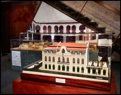 Maquette « Teatro Apolo»....disapered a long time ago.