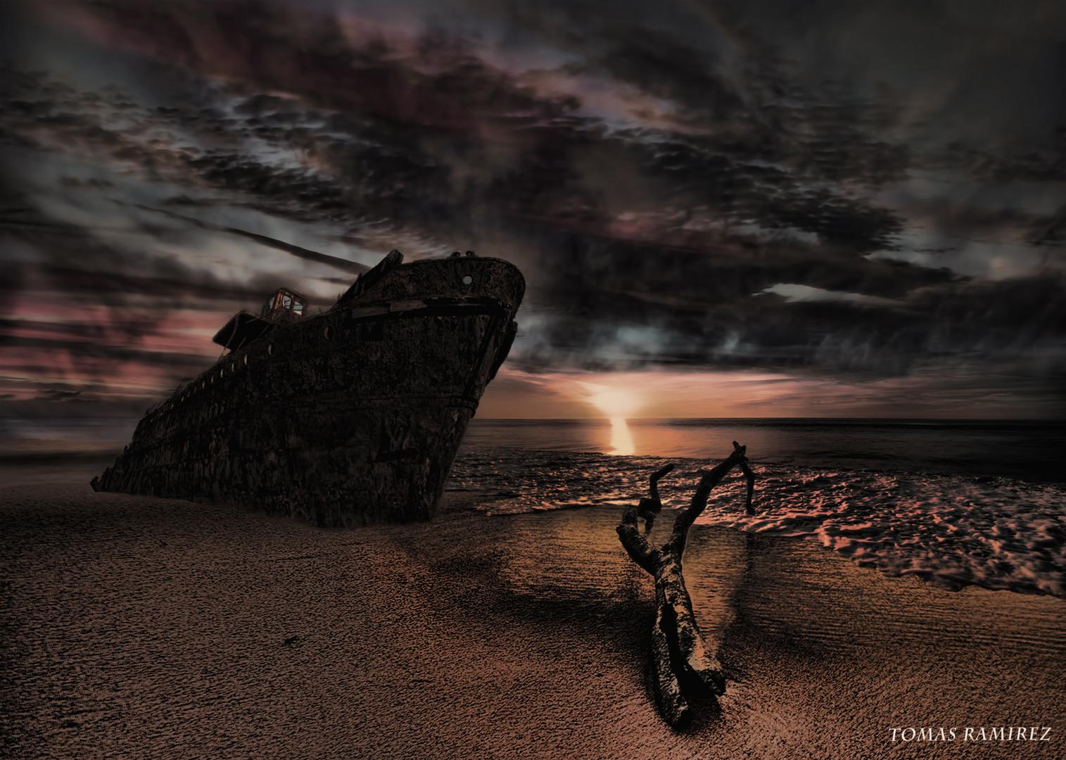 Mar desierto