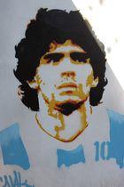 Maradona - Caminito - Buenos Aires - AR