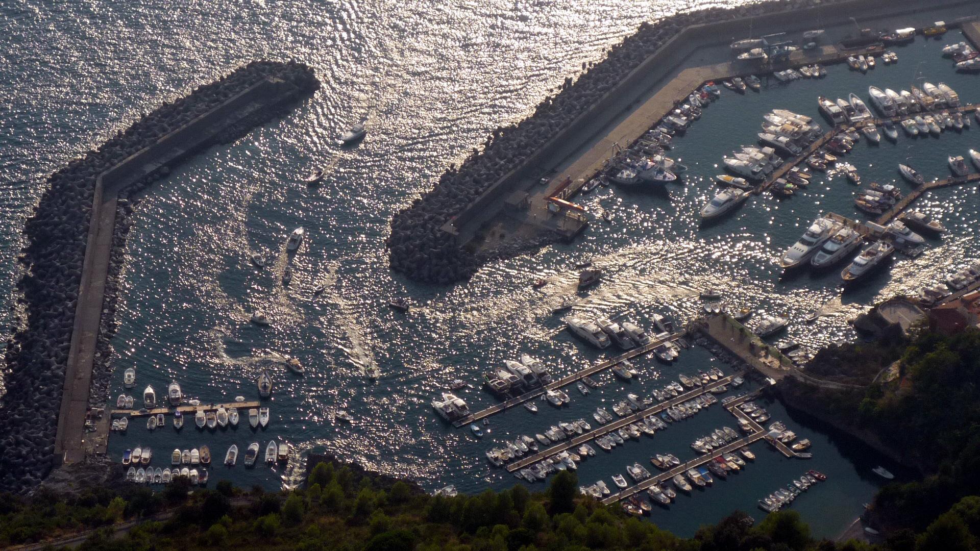 Maratea - Il porto