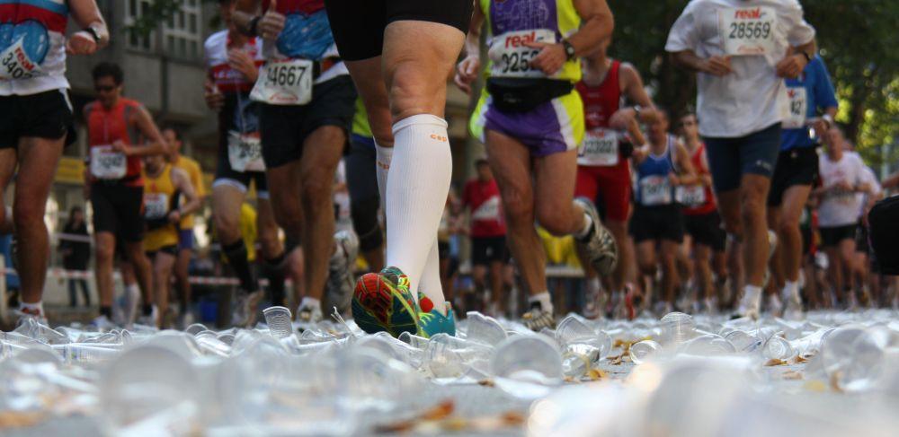 Marathon - Cups & Legs