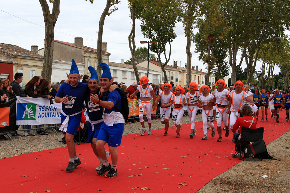 Marathon des Chateaux Du Médoc 2013, Bild 5