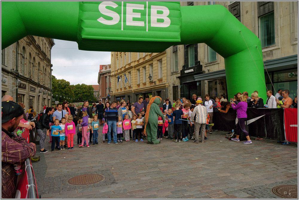 Marathon für kids