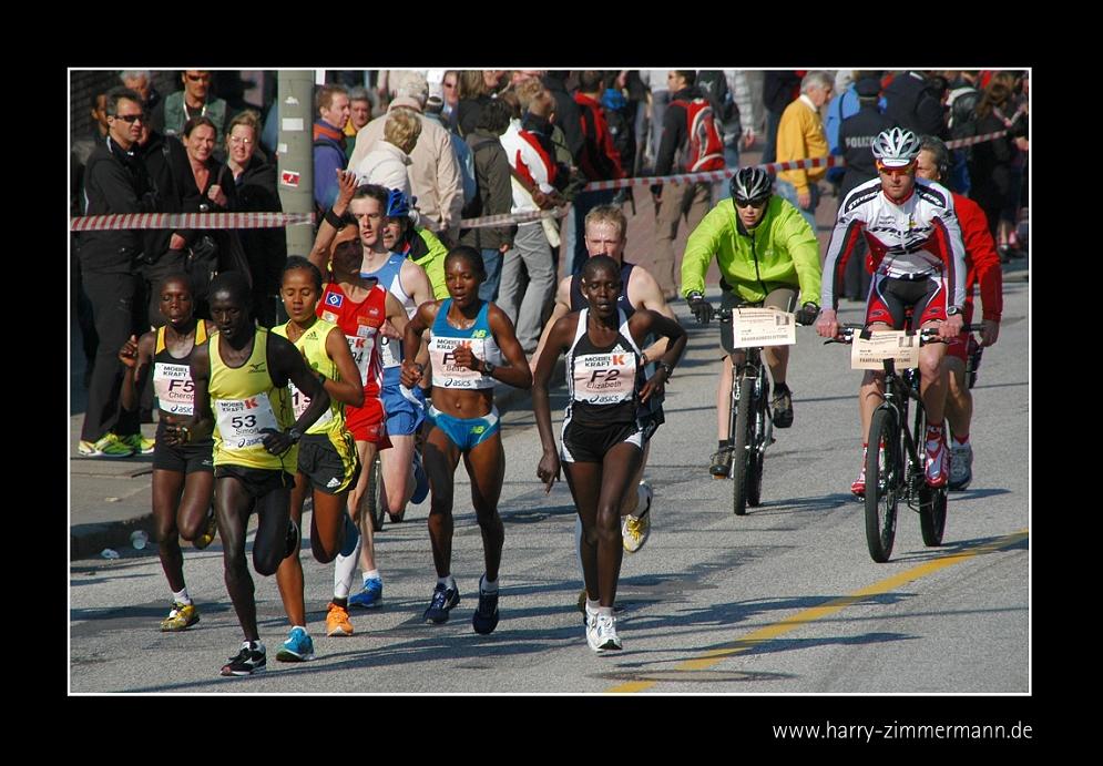 Marathon Hamburg 2010-2