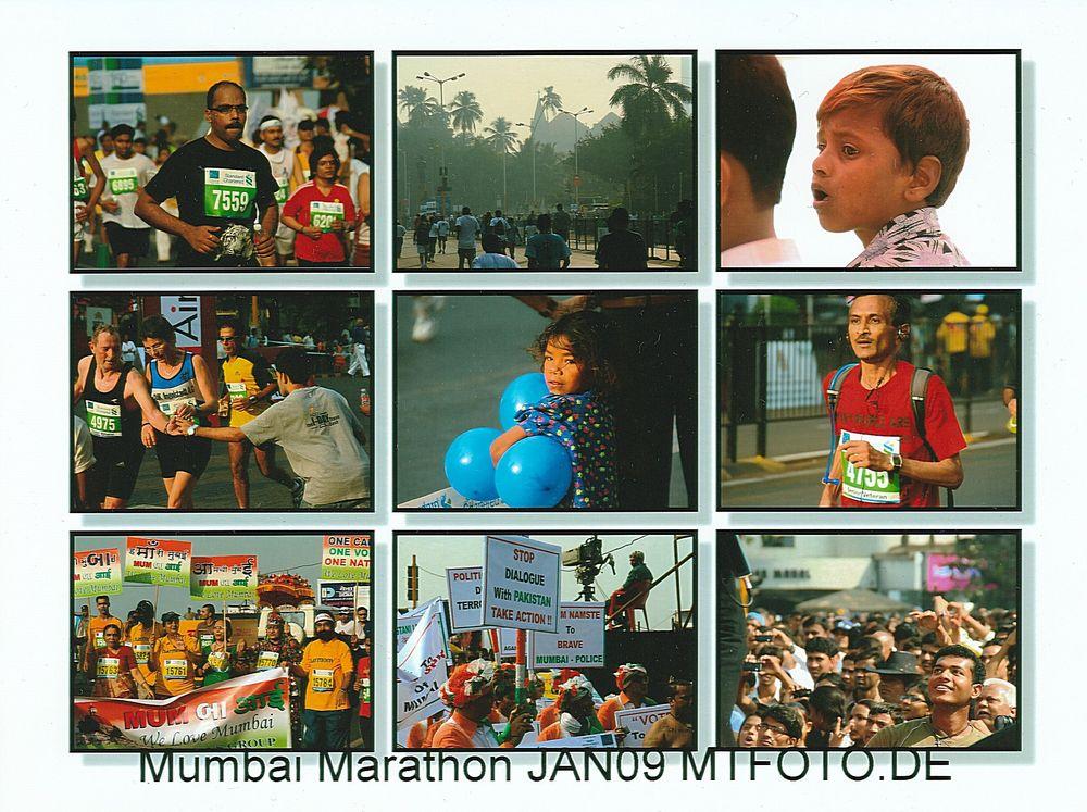 Marathon Mumbai India M-09 +5Fotos