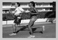 marathonien(ne) synchro......