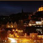Marburg - Blick vom Erlenring