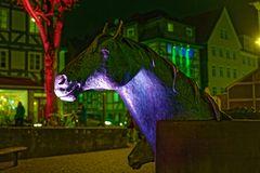 Marburg b(u)y night