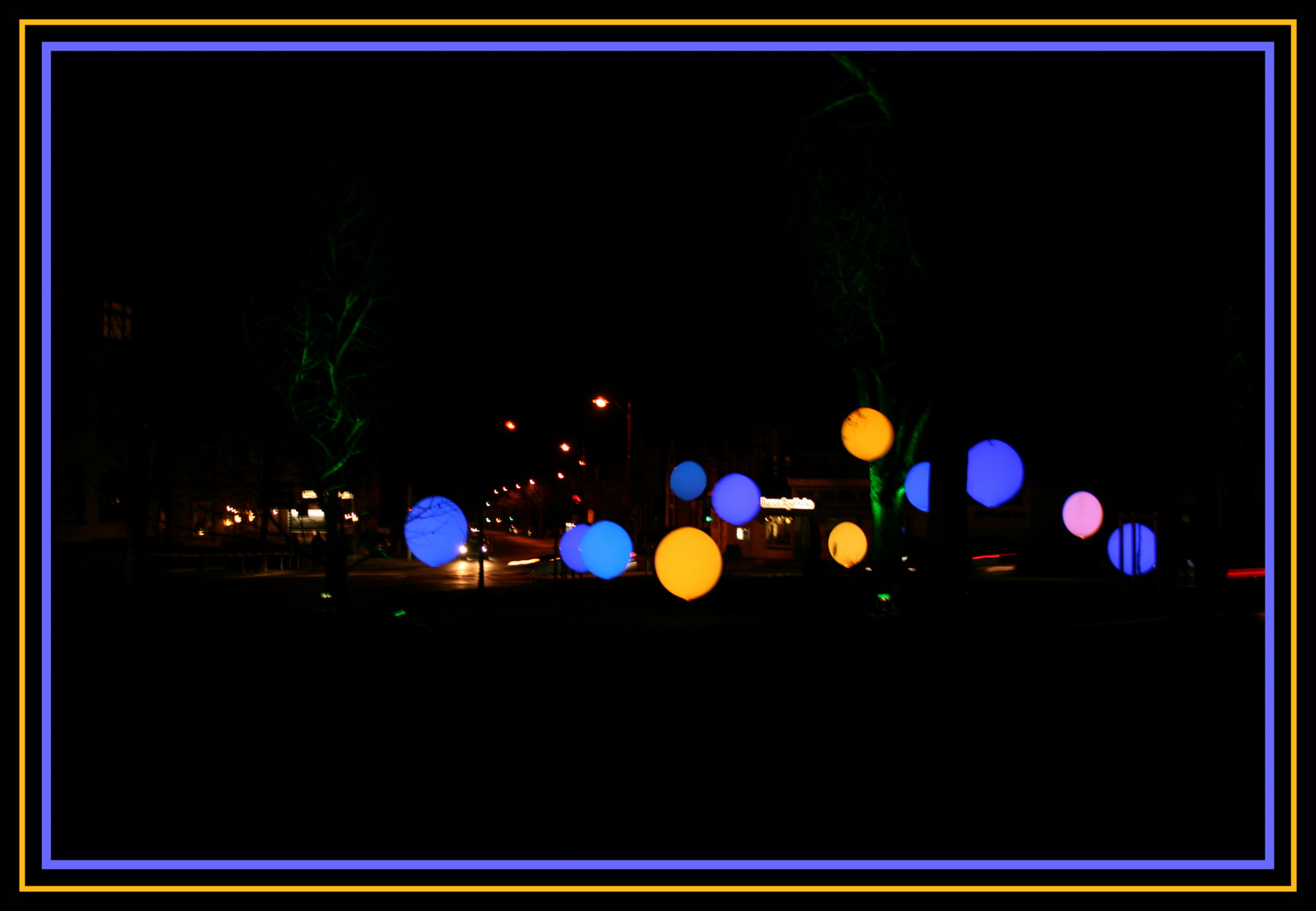 Marburg by light