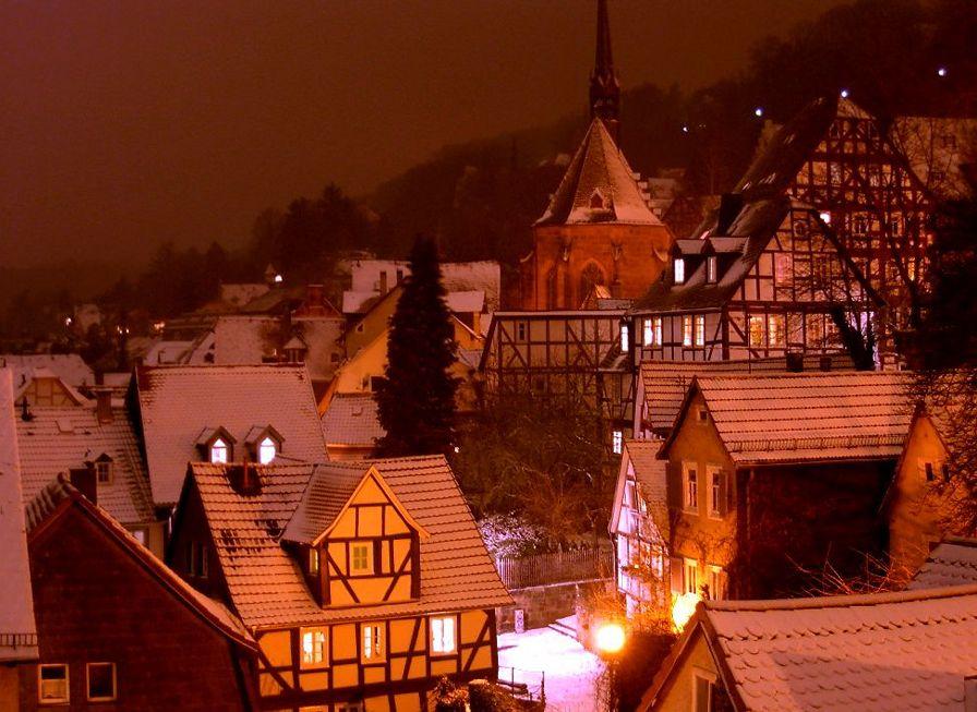 Marburg Rübenstein