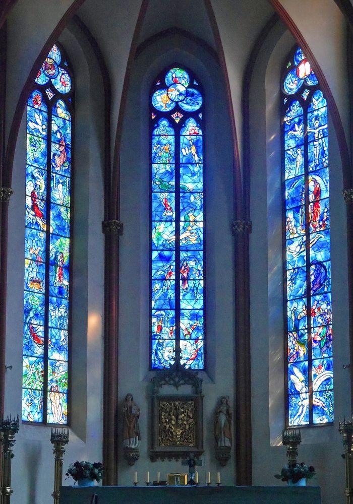 """  Marc Chagall - Fenster """