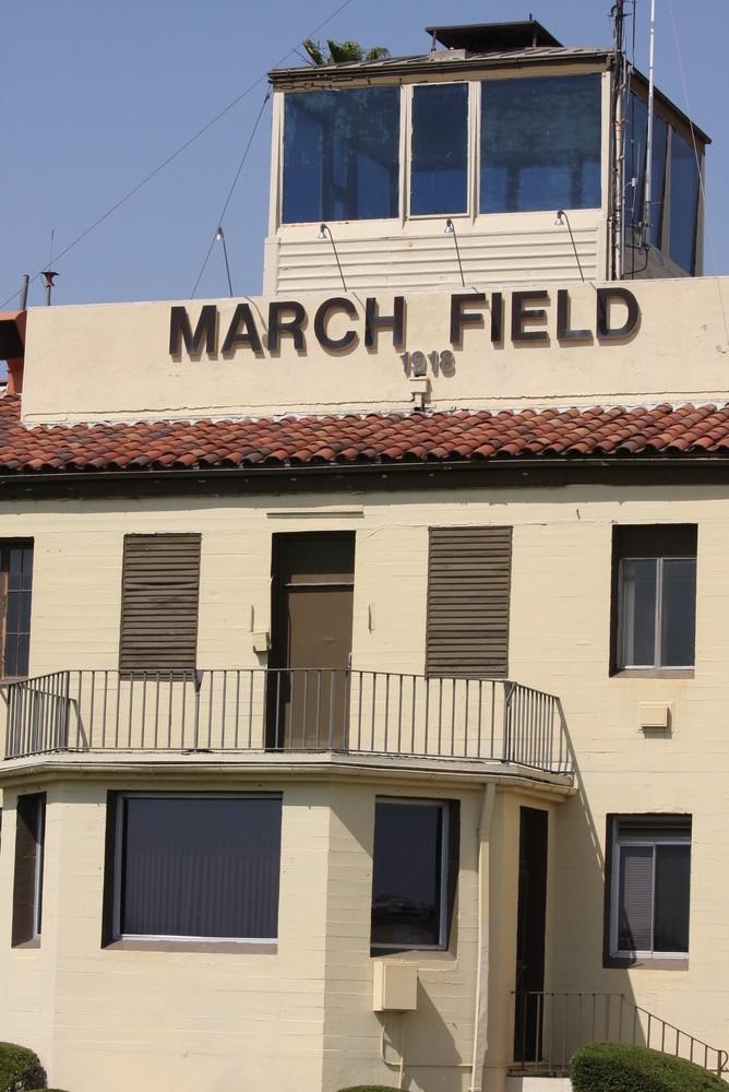 March Air Field