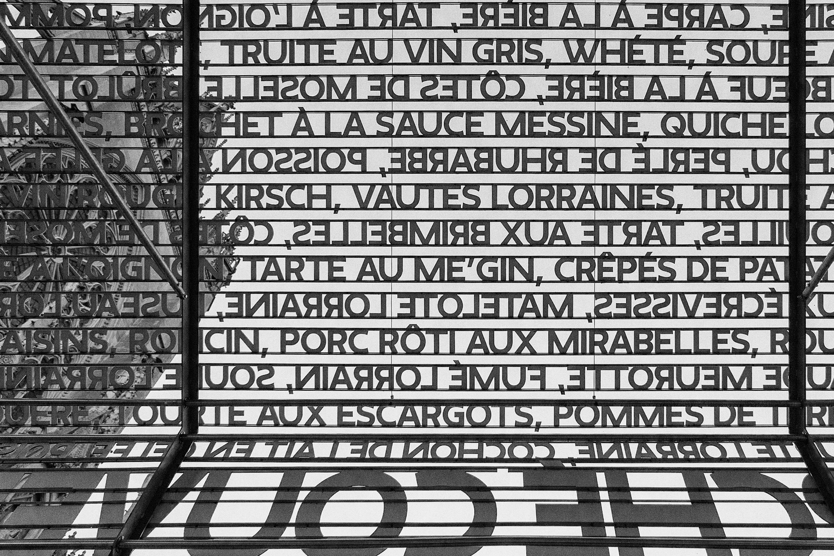 Marché Couvert Metz