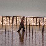 Marcher sur l'eau !!