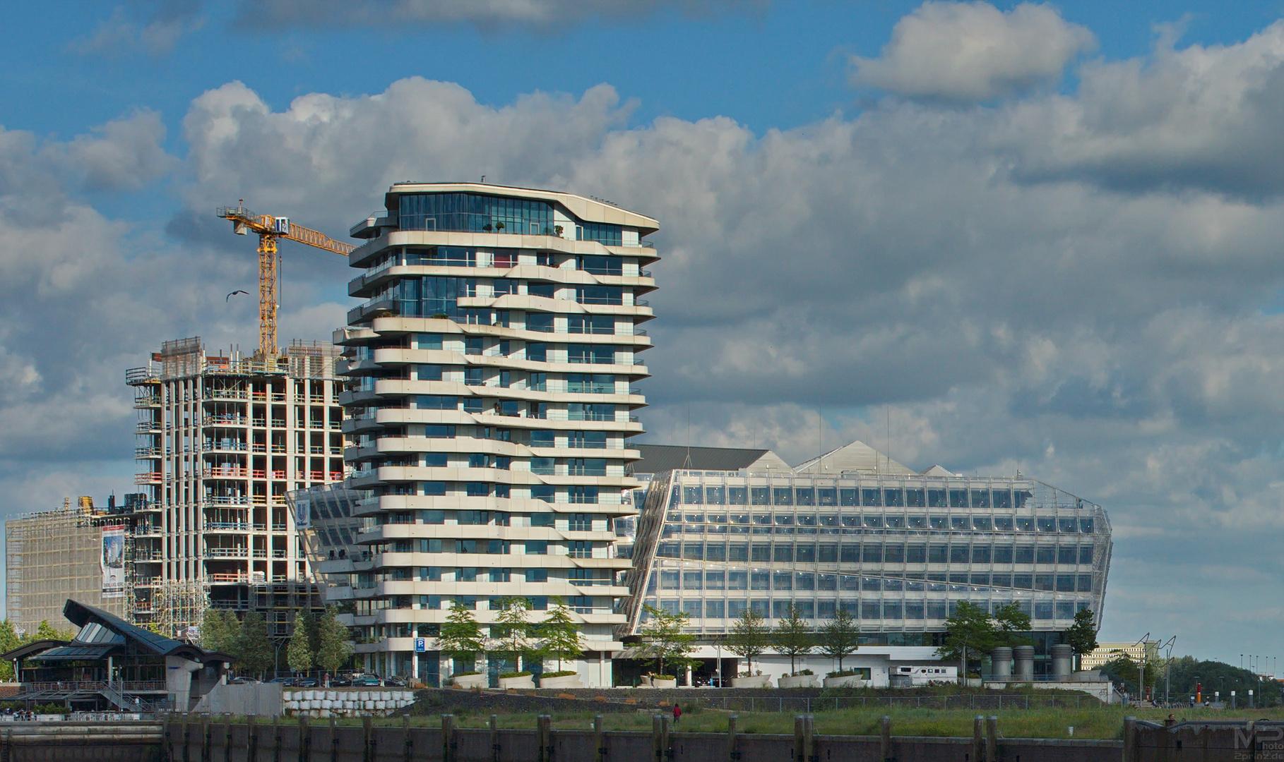 Marco-Polo-Tower .. Foto & Bild   city, world, hamburg Bilder auf ...