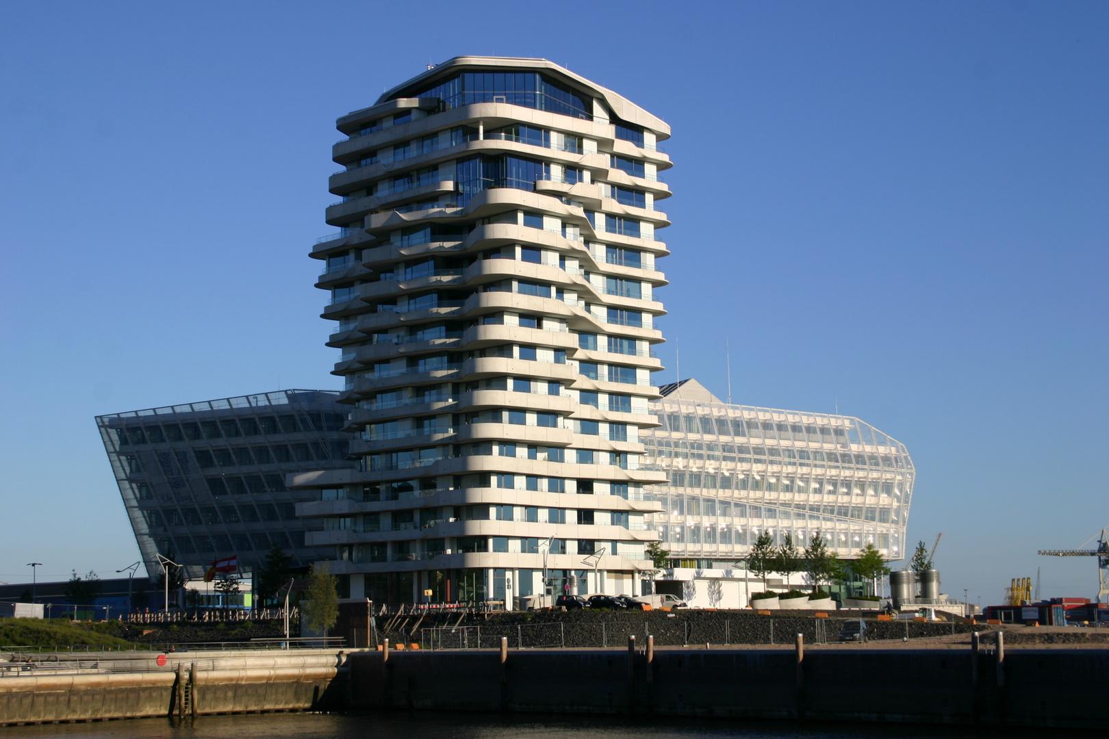 Marco Polo Tower Foto & Bild | architektur, profanbauten, youth ...