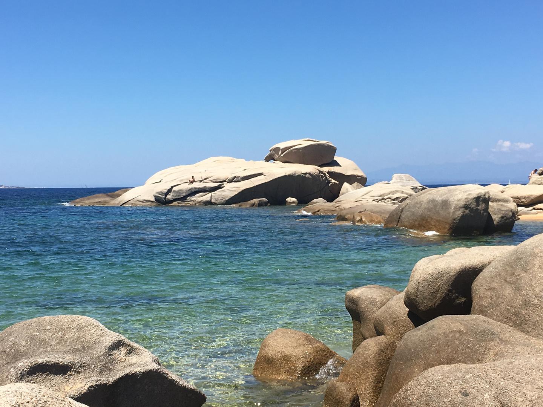 Mare e rocce Sardegna