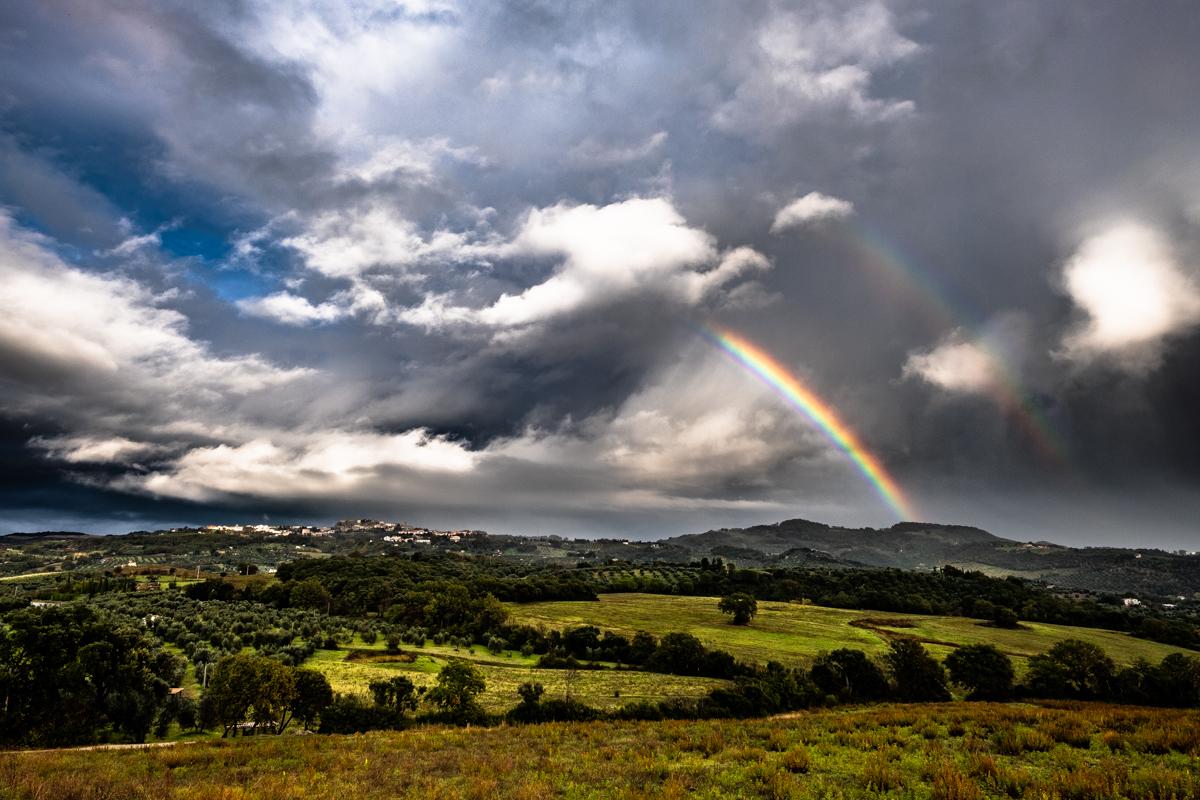 Maremman's rainbow