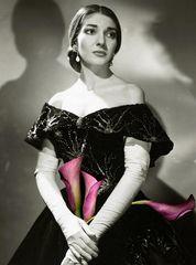 Maria Callas liebte Callas