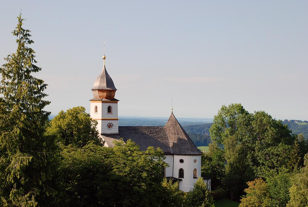 Maria Eck bei Siegsdorf - Im Sommer
