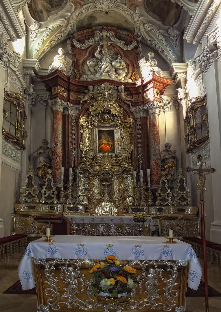 Maria Hilf Bergkirche