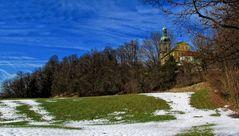 Maria Hilfberg Kirche in Amberg