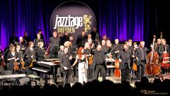 Maria Markesini; Elblandphilharmonie Sachsen; Klazz Brothers;