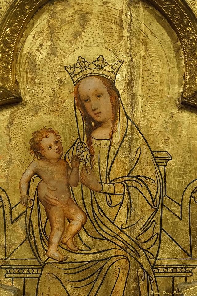 Maria und das Gotteskind