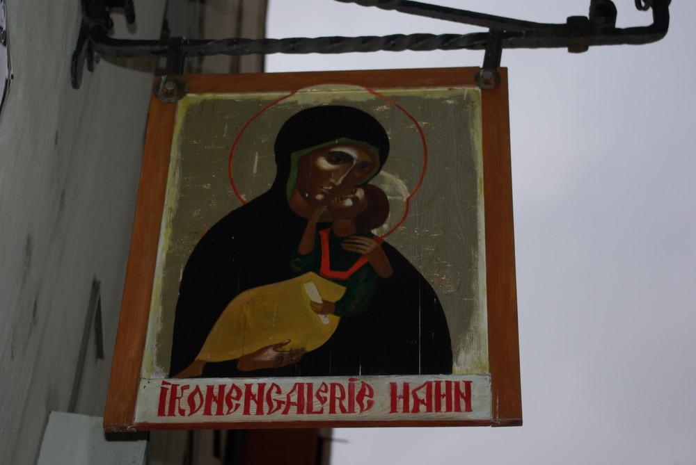 Maria und Kind