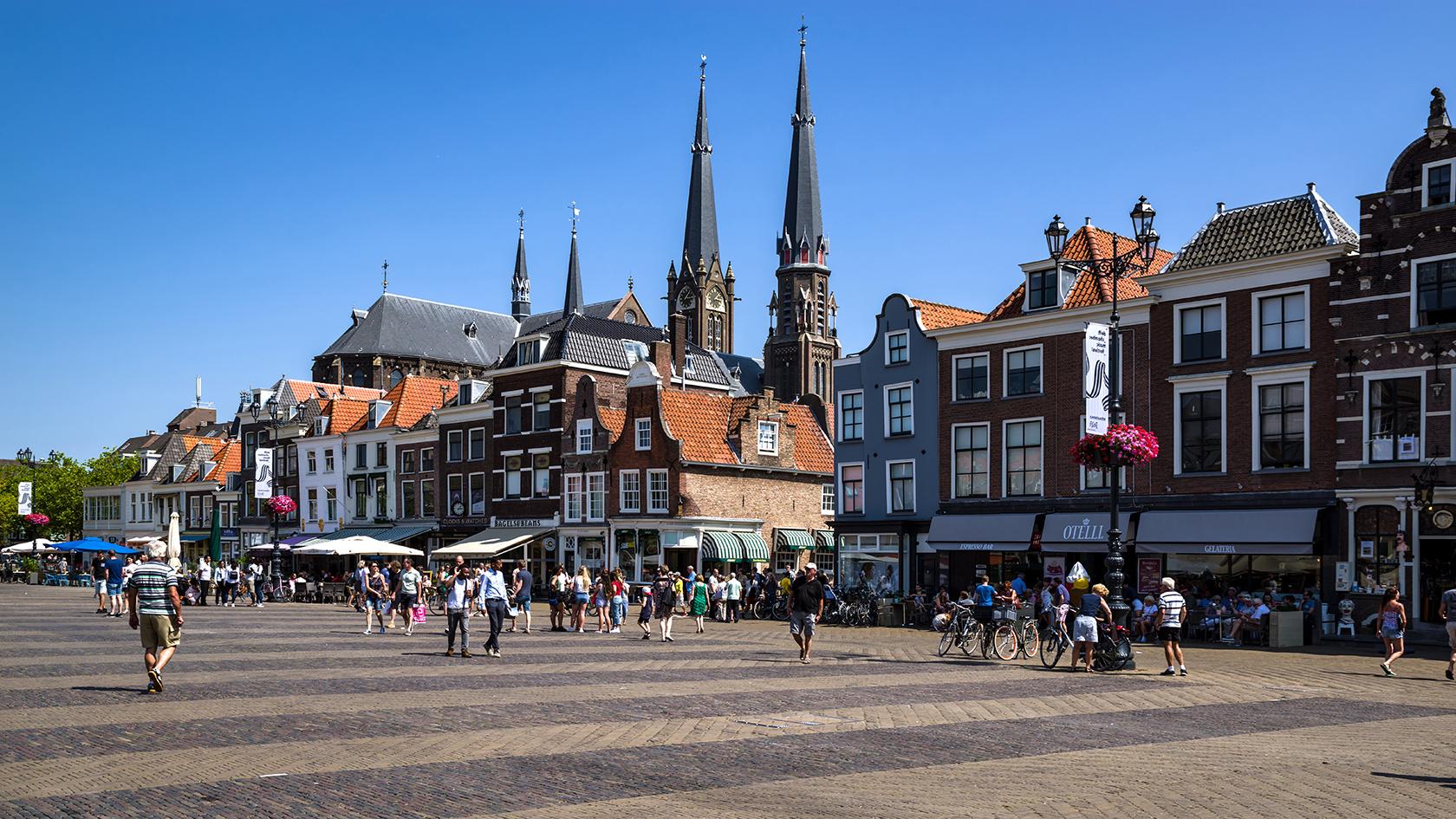 Maria van Jesse Church, Delft