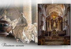 Mariä Himmelfahrt in Rohr in Niederbayern (Asamkirche