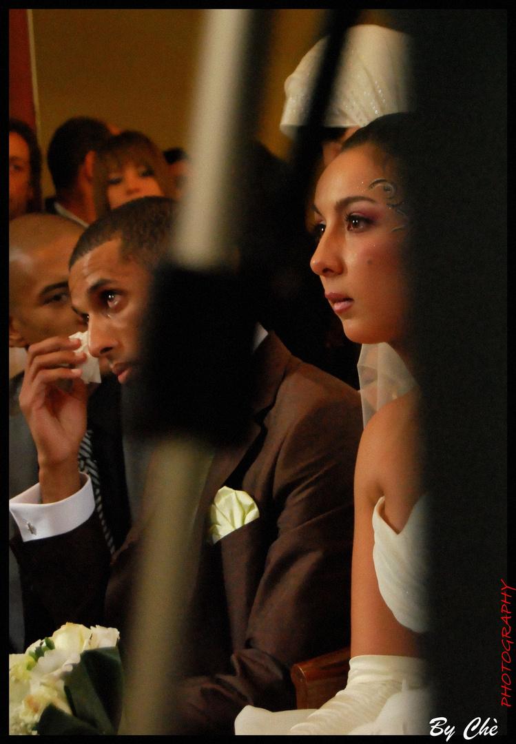 MARIAGE DOULOUREUX...