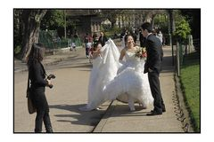 Mariages japonais à Paris