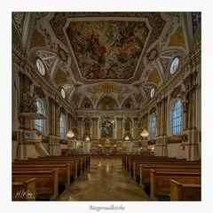 """Marianische Männerkongregation Mariä Verkündigung am Bürgersaal zu München """" Gott zu Gefallen... """""""