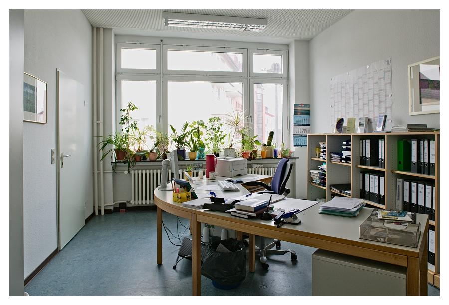 Marias Büro