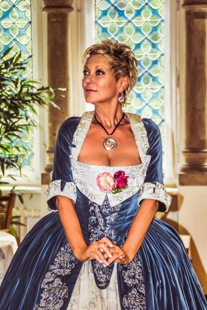 ...Marie Antoinette...