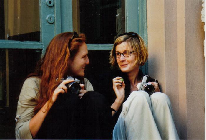 Marie-Luise und Katja