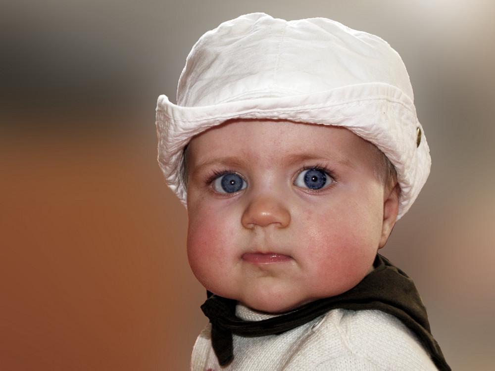 Mariella, 7 Monate