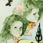Mariella, ein Portrait der Tochter eines Freundes!