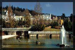 Marienbad – das Bad in der Tschechischen Republik.