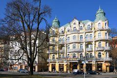 Marienbad (Marianske Lazne), Hotel Bohemia