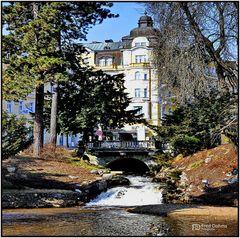 Marienbad, Stadtpark