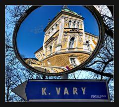 Marienbad, tschechisch Mariánské Lázne