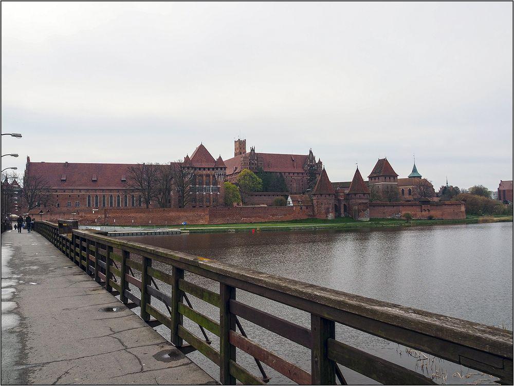 Marienburg Gesamtansicht