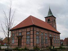 Marienkirche  in  Amt-Neuhaus/ Elbe