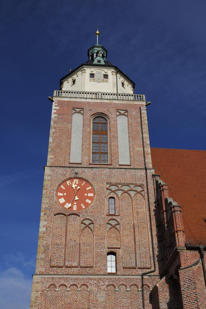 """""""Marienkirche"""" in Dessau"""