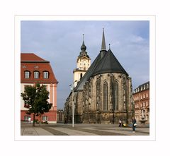 Marienkirche, Marktplatz